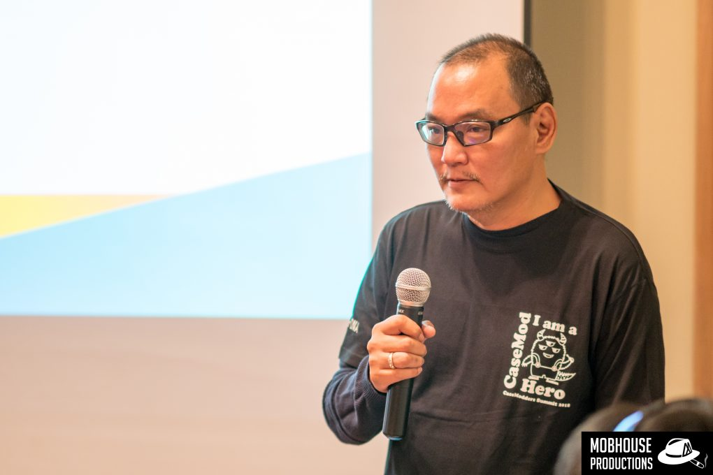 Rupern Chiu - Serverware Founder