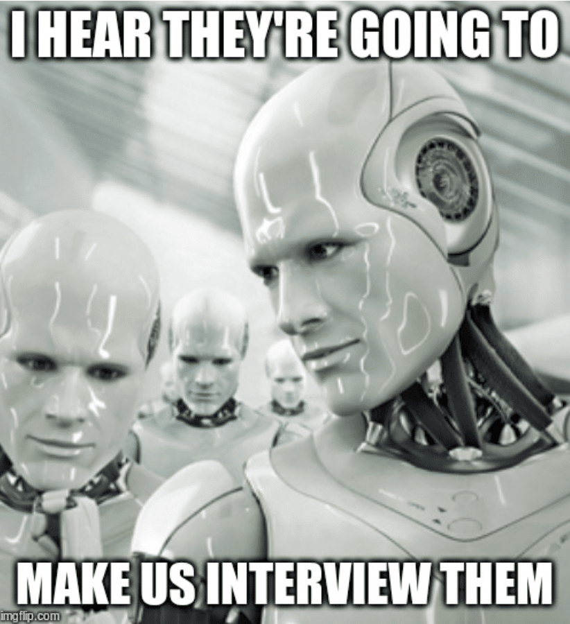 Robots Interviewers (MOBHouse Productions)
