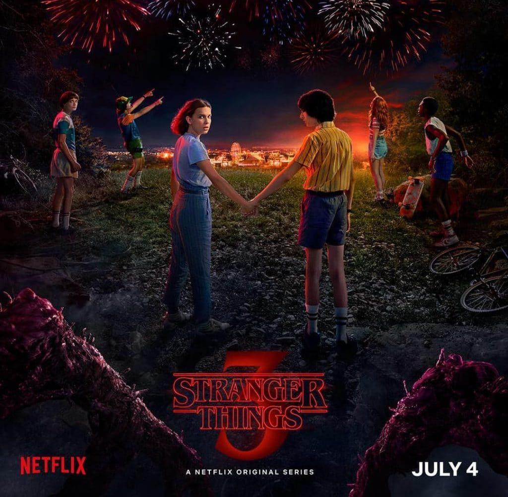 Netflix most popular releases (Mobhouse productions)