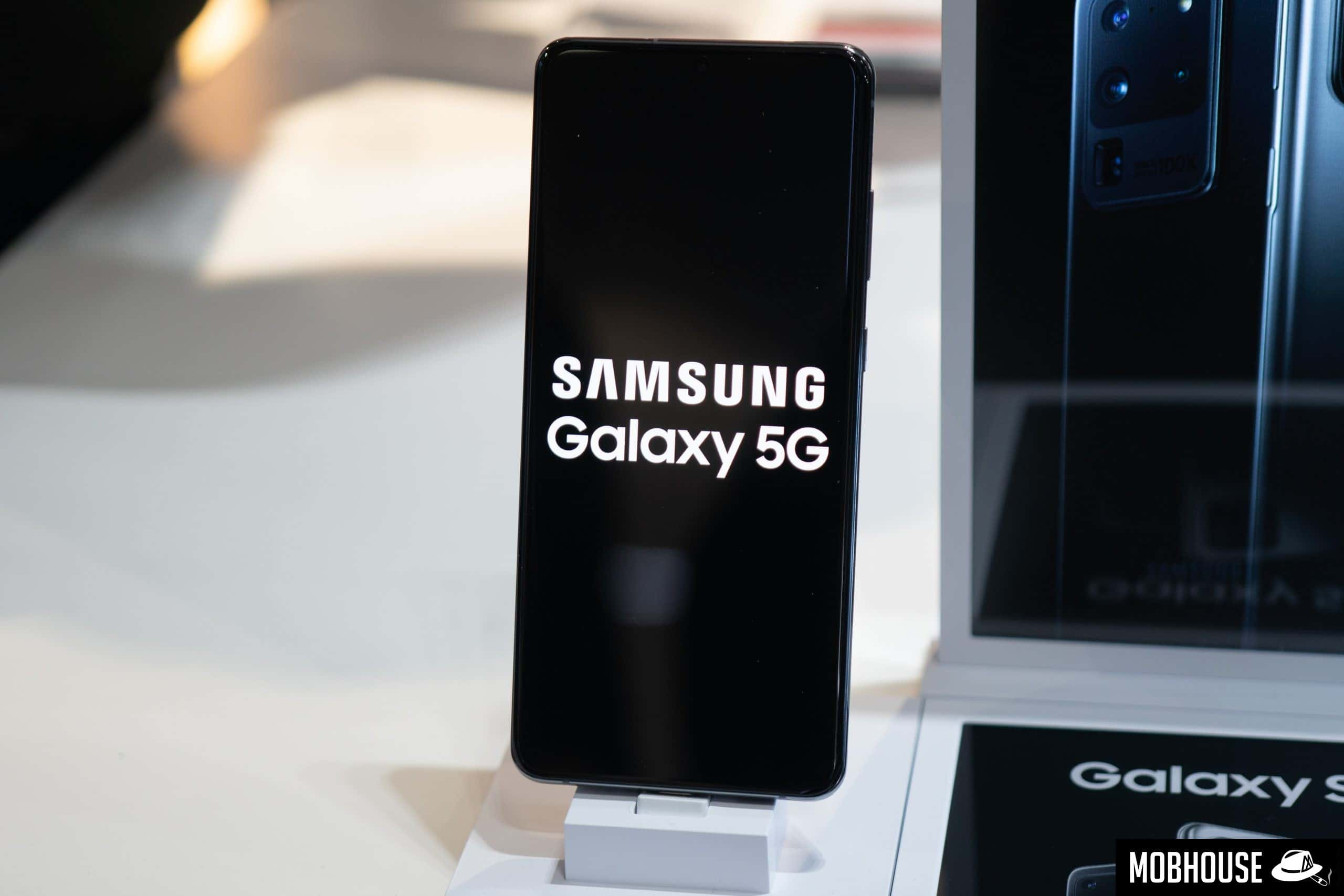 Galaxy S20 Ultra (MOBHouse Productions)
