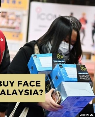 Where to buy face masks in Malaysia (Mobhouse productions)