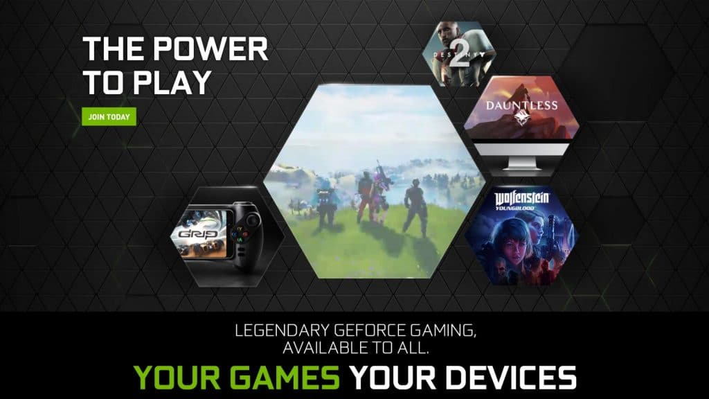 Nvidia GeForce Now (Mobhouse Productions)