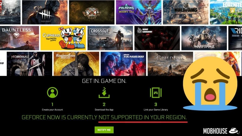 Nvidia GeForce Now not available in Malaysia yet (Mobhouse Productions)