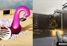 Physx 5.0 vs FEMFX m(MOBHouse)(