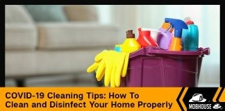 COVID-19 Cleaning Tips (MOBHouse Productions)