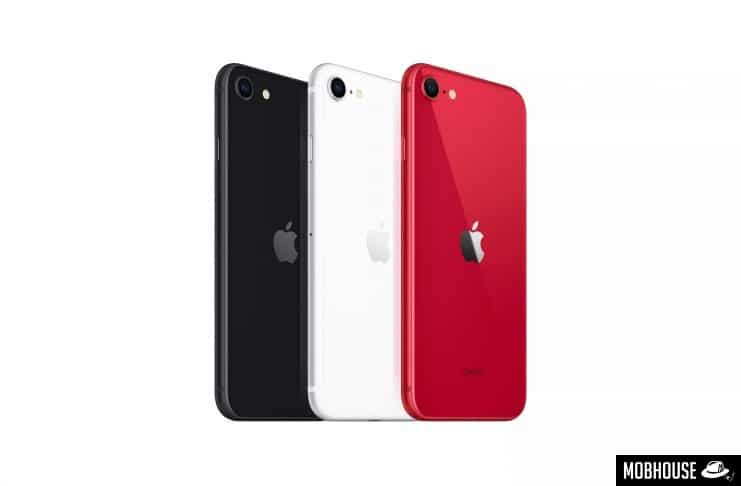 iPhone SE (MOBHouse Productions)