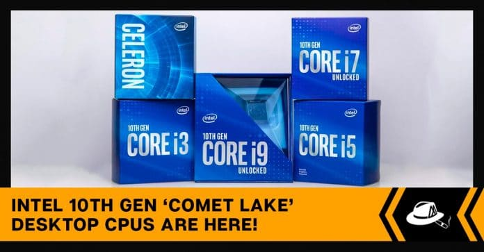 Intel 10th Gen