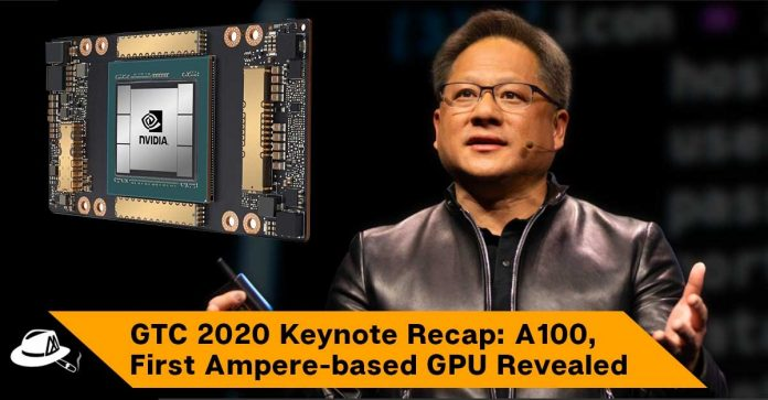GTC 2020 Keynote (MOBHouse Productions)