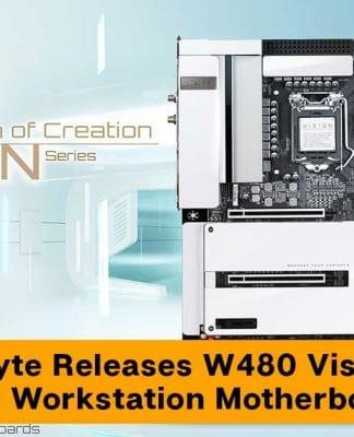 Gigabyte W480
