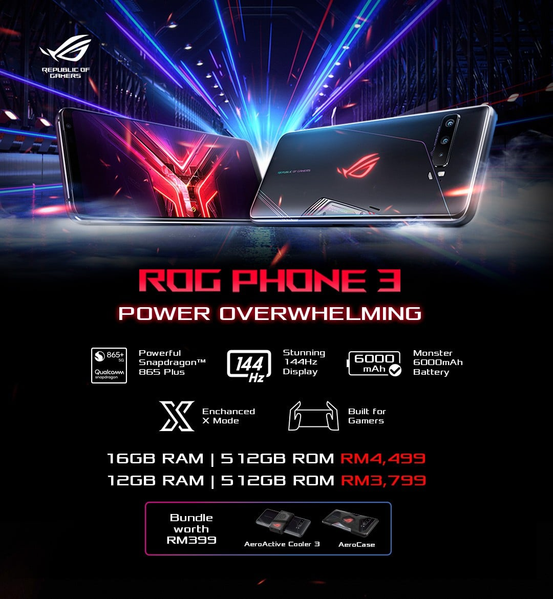 ROG Phone 3 Price