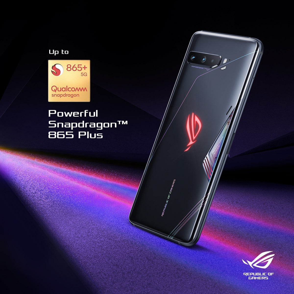 ROG Phone 3 SoC