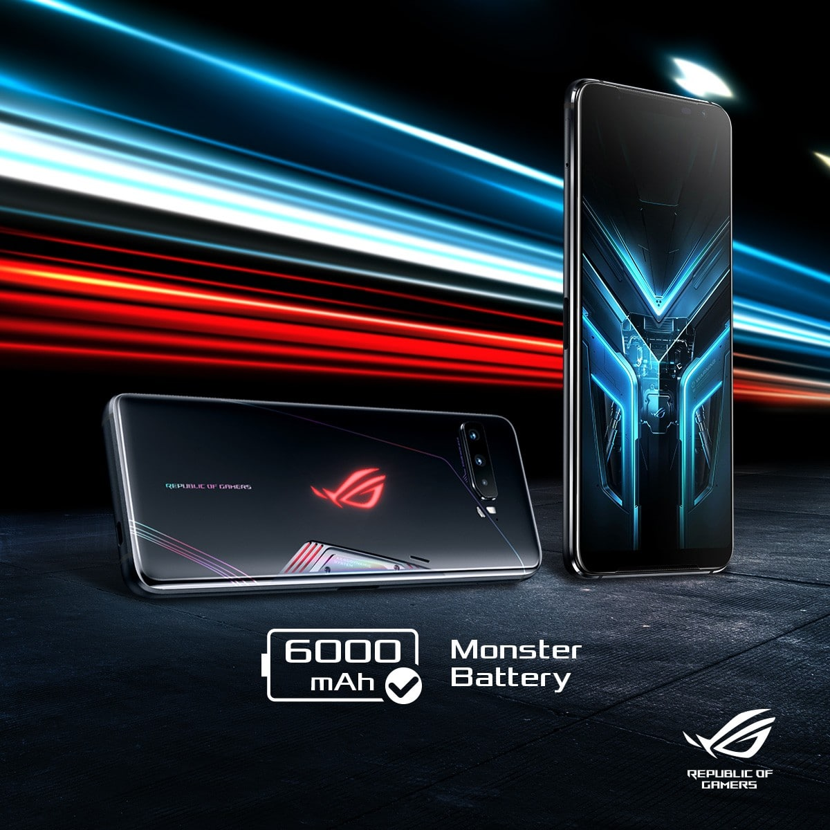 ROG Phone 3 Battery
